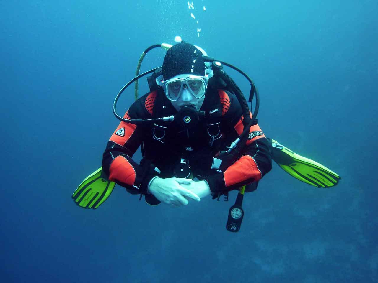 Scuba-Dive